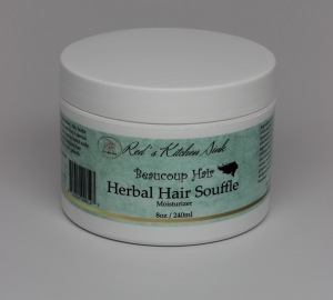 Red S Kitchen Sink Herbal Hair Souffle